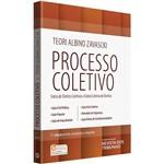 Livro - Processo Coletivo: Tutela de Direitos Coletivos e Tutela Coletiva de Direitos