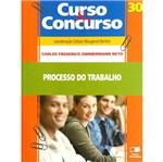Livro - Processo do Trabalho Vol. 30 - Curso & Concurso