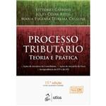 Livro - Processo Tributário - Teoria e Prática - 15ª Edição