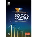 Livro - Processos de Energias Renováveis