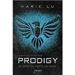 Livro - Prodigy: os Opostos Perto do Caos - Trilogia Legend