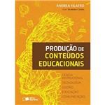 Livro - Produção de Conteúdos Educacionais