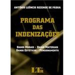 Livro - Programa das Indenizações