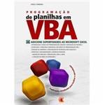 Livro - Programação de Planilhas em VBA