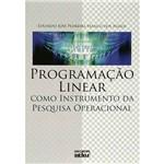 Livro - Programação Linear - Como Instrumento da Pesquisa Operacional