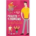 Livro - Projeto 4 Homens