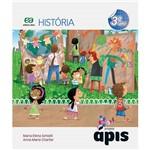 Livro - Projeto Ápis História 3º Ano - 2ª Série