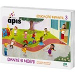 Livro - Projeto Ápis Integrado: Educação Infantil 3
