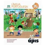 Livro - Projeto Ápis Língua Portuguesa 3º Ano - 2ª Série