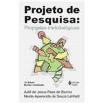 Livro - Projeto de Pesquisa - Propostas Metodológicas
