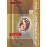 Livro - Projeto e Monografia Jurídica