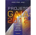 Livro - Projeto Gaia 2012