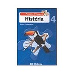 Livro - Projeto Pitanguá: História - 4 Série - 1 Grau