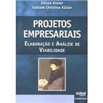 Livro - Projetos Empresariais: Elaboração e Análise de Viabilidade