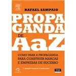 Livro - Propaganda de a A Z