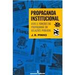 Livro - Propaganda Institucional - Usos e Funções da Propaganda em Relações Públicas