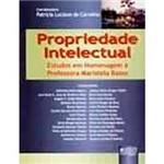 Livro - Propriedade Intelectual: Estudos em Homenagem à Professora Maristela Basso