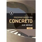 Livro - Propriedades do Concreto