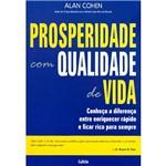 Livro - Prosperidade com Qualidade de Vida