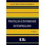 Livro - Proteção Á Intimidade do Empregado