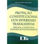 Livro - Proteçao Constitucional dos Interesses Trabalhista