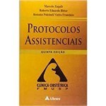 Livro - Protocolos Assistenciais