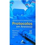 Livro - Protocolos em Anestesia