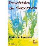Livro - Provérbios de Sabedoria