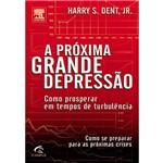 Livro - Próxima Grande Depressão, a