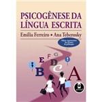 Livro - Psicogênese da Língua Escrita