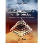 Livro - Psicologia Baseada em Evidências - Provas Científicas da Efetividade da Psicoterapia