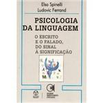 Livro - Psicologia da Linguagem