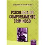 Livro - Psicologia do Comportamento Criminoso