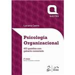 Livro - Psicologia Organizacional - Série Questões