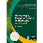 Livro - Psicologia, Organizações e Trabalho no Brasil
