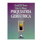 Livro - Psiquiatria Geriátrica