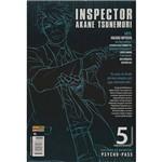 Livro - Psycho-pass - Inspector Akane Tsunemori