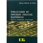 Livro - Publicidade no Processo Judicial Eletrônico