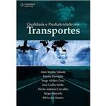 Livro - Qualidade e Produtividade Nos Transportes
