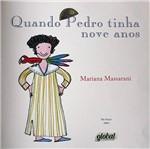 Livro - Quando Pedro Tinha Nove Anos