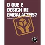 Livro - que é Design de Embalagens?, o