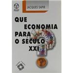 Livro - que Economia para o Século XXI