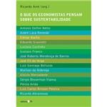 Livro - que os Economistas Pensam Sobre Sustentabilidade, o