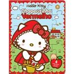 Livro Quebra-cabeça - Hello Kitty Chapeuzinho Ver.