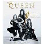 Livro - Queen - História Ilustrada da Maior Banda de Rock de Todos os Tempos