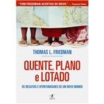 Livro - Quente, Plano e Lotado - os Desafios e Oportunidades de um Novo Mundo