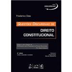 Livro - Questões Discursivas de Direito Constitucional - Série Discursivas