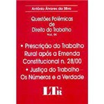Livro - Questôes Polêmicas de Direito do Trabalho - Volume 9