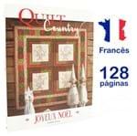 Livro Quilt Country - Joyeux Noël Nº 54