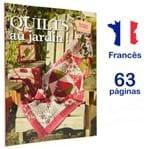 Livro Quilts Au Jardin!